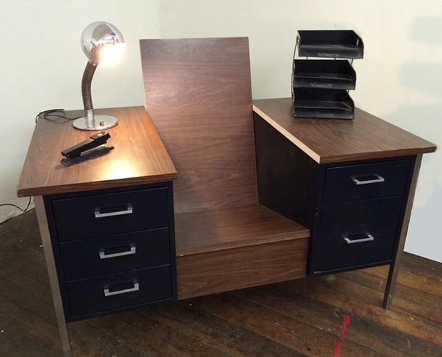 """Desk Chair"" by Amey Radcliffe - COURTESY OF SEABA"