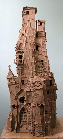"""Slum Landlord"" by John Brickels - COURTESY OF SEABA"