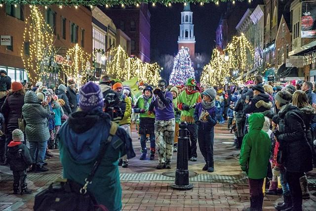 Church Street festivities - COURTESY OF KYLE TANSLEY