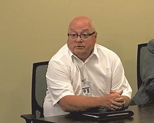 St. Albans Police Chief Gary Taylor - FILE: DEREK BROUWER