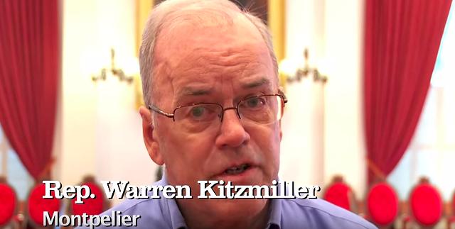 Warren Kitzmiller in the pro-Sanders video - YOUTUBE