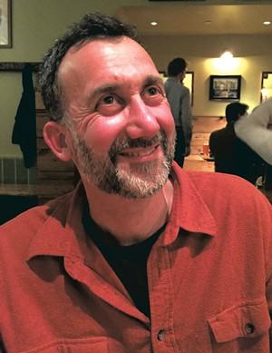 Rob Hitzig - COURTESY OF SAMARA ANDERSON