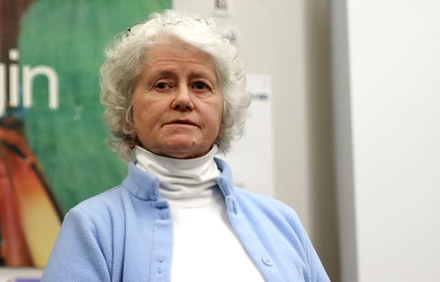 Councilor Sharon Bushor (I-Ward 1) - COURTNEY LAMDIN