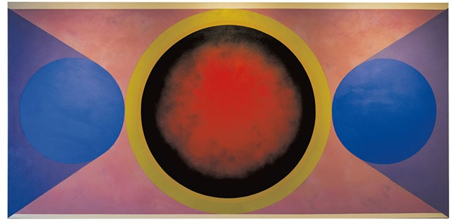 """Archangel Uriel"" by Sandy Sokoloff - COURTESY OF BCA CENTER/SAM SIMON"