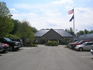 Administrative building at the Northern State Correctional Facility - VERMONT DEPARTMENT OF CORRECTIONS