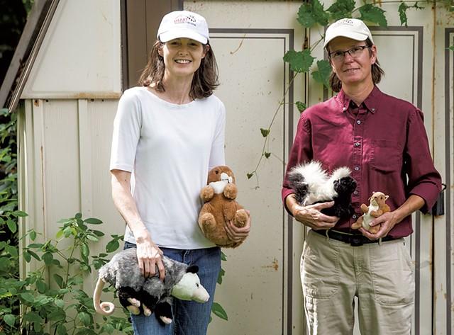 Patty Tashiro and JoAnn Nichols - FILE: LUKE AWTRY