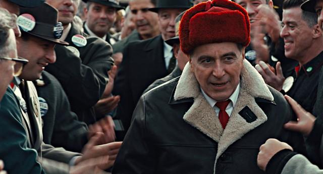 Al Pacino in The Irishman