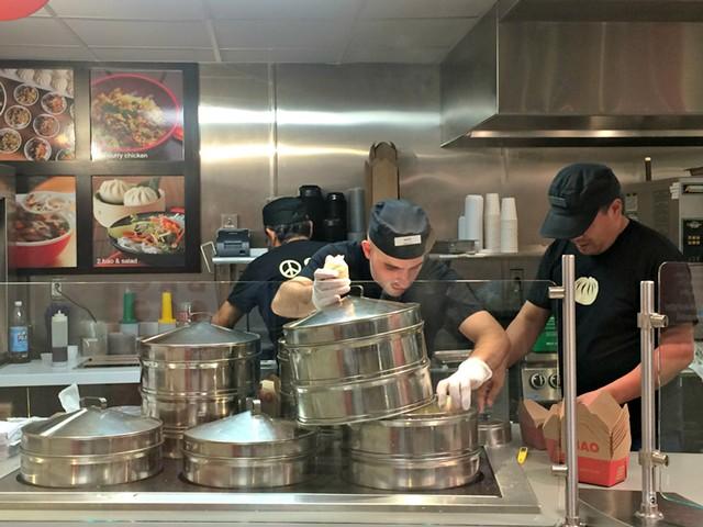 Truly fast food - ALICE LEVITT
