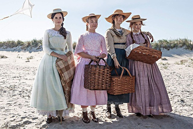SISTER ACT Gerwig's reimagining of Alcott's novel about the March siblings is a thing of big-screen beauty.
