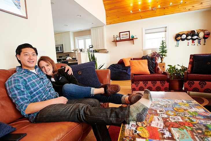 Chris and Jenn Bergeron - BEAR CIERI