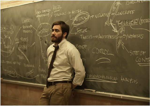 Adam and his Significant Chalkboard - A24 FILMS