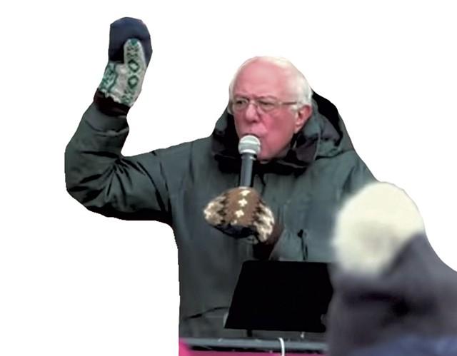 Sen. Bernie Sanders - COURTESY