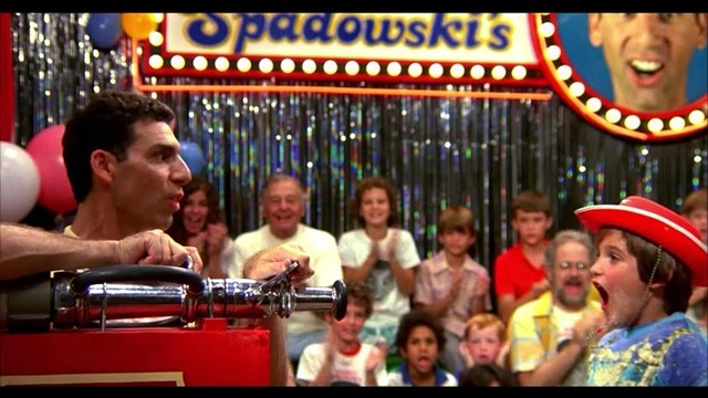 Which lucky kid will get to drink from the firehose?? - ORION PICTURES / MGM