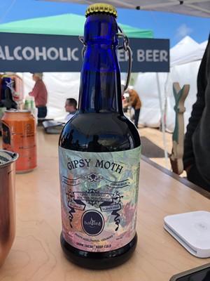 A Halyard Brewing ginger beer - FILE: DAVID HOLUB
