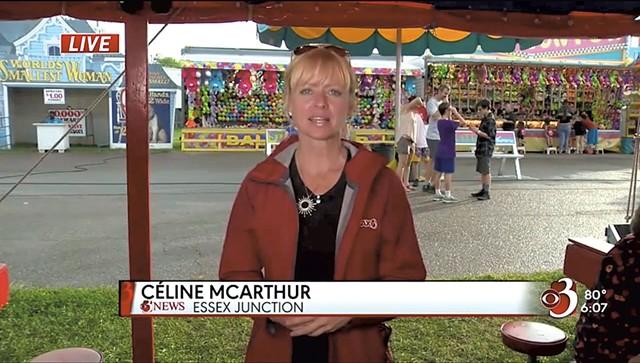 Céline McArthur