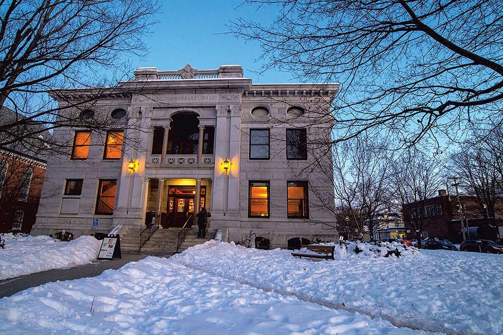 Kellogg-Hubbard Library - JEB WALLACE-BRODEUR