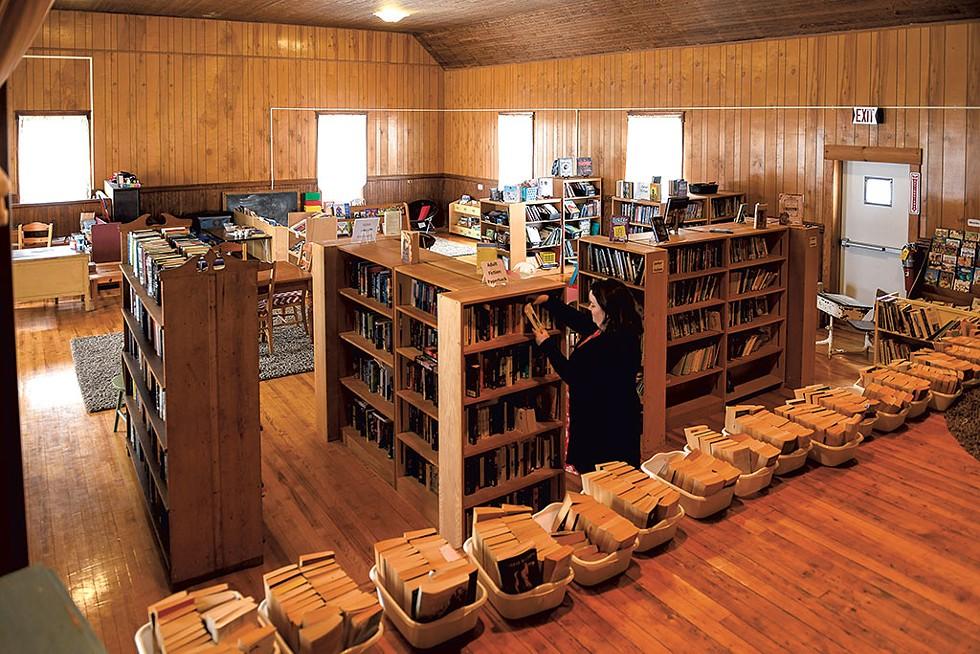 Whiting Free Library - CALEB KENNA