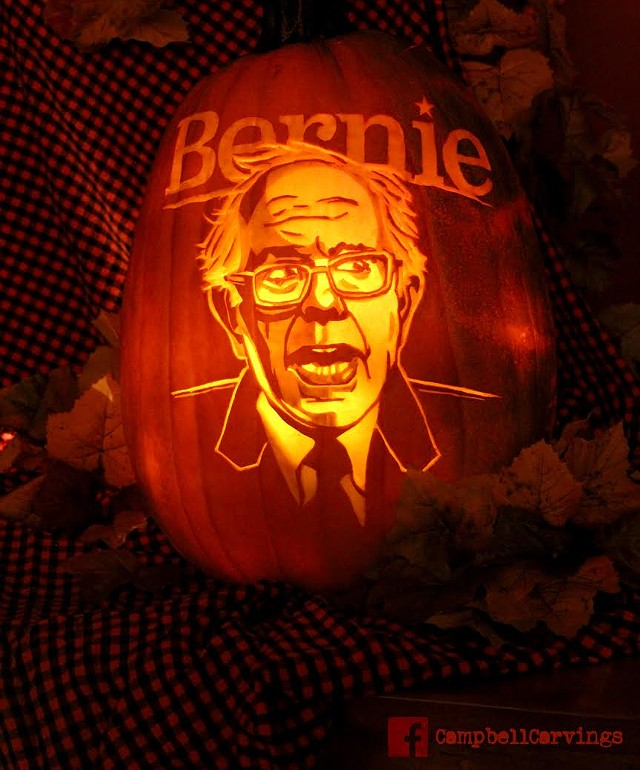 The completed Bernkin - COURTESY OF ASHLEY CAMPBELL
