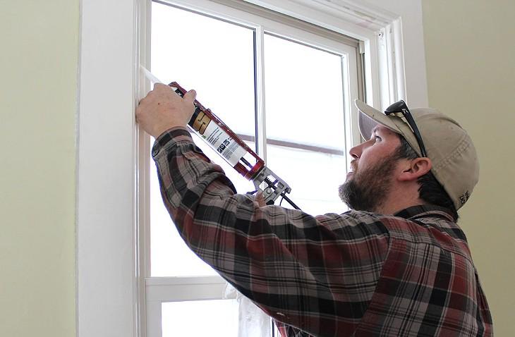 Installer Matt Bartlett - WINDOWS & DOORS BY BROWNELL