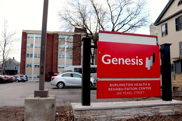 Burlington Health & Rehabilitation Center - DEREK BROUWER