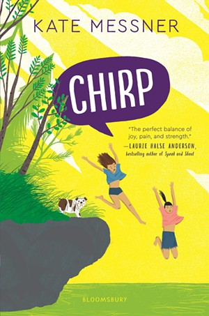 'Chirp' by Kate Messner