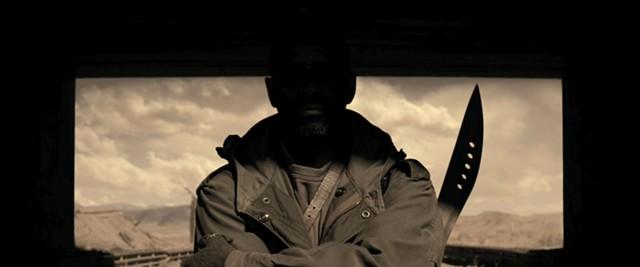 Denzel Washington as a postapocalyptic badass in The Book of Eli - ALCON ENTERTAINMENT / SILVER PICTURES