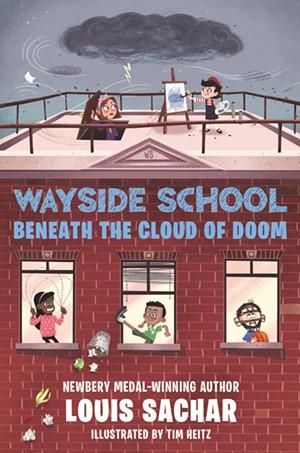 'Wayside School Beneath the Cloud of Doom' by Louis Sachar