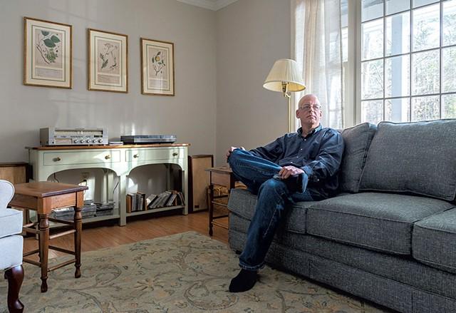 "Robert Kuhl, ""Debt Portrait #85, Bedford, NH 2020"" - BRITTANY POWELL"