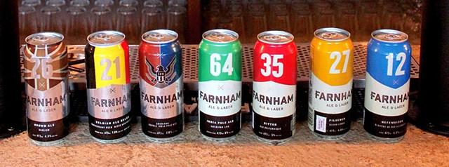 Québec's Farnham Ale & Lager