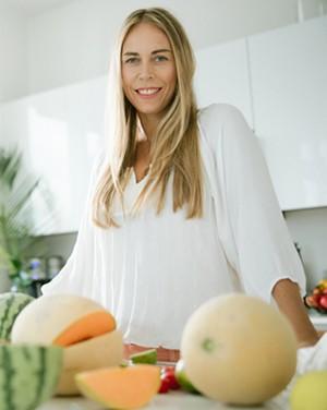 Chef Courtney Contos - COURTESY OF COURTNEY CONTOS