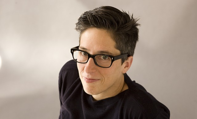 Alison Bechdel - COURTESY OF ELENA SEIBERT