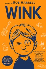 'Wink' by Rob Harrell