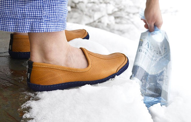 Vermont House Shoes by Queen City Dry Goods - COURTESY OF QUEEN CITY DRY GOODS