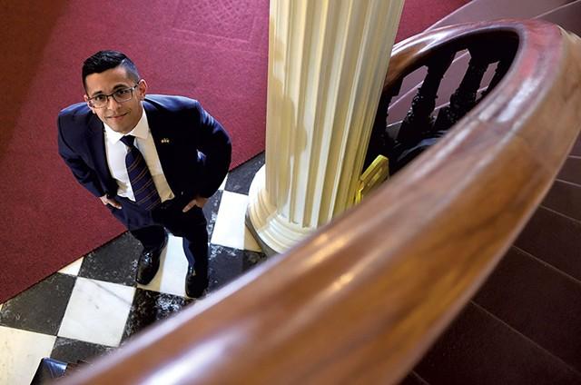 Nader Hashim - JEB WALLACE-BRODEUR