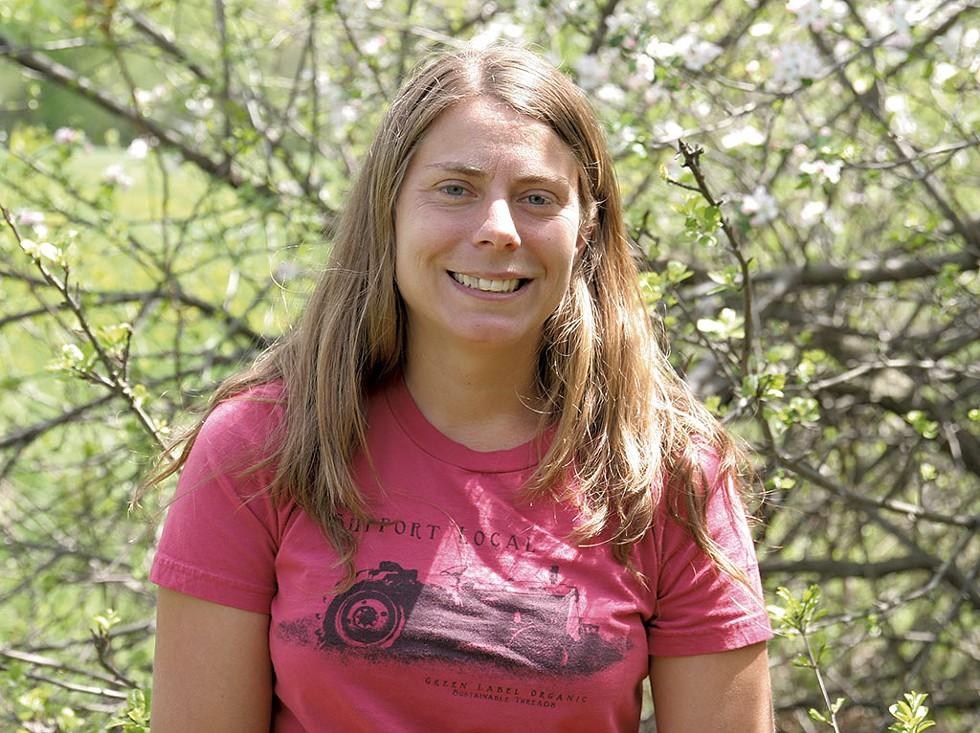 Heather Darby - COURTESY