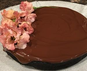 A cake-size version of the cupcake recipe - MELISSA PASANEN