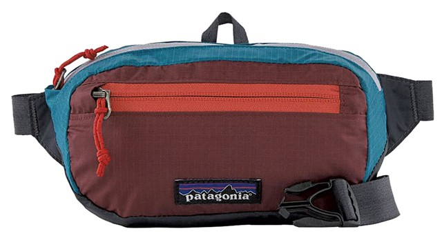Patagonia Ultralight Black Hole Mini Hip Pack - COURTESY