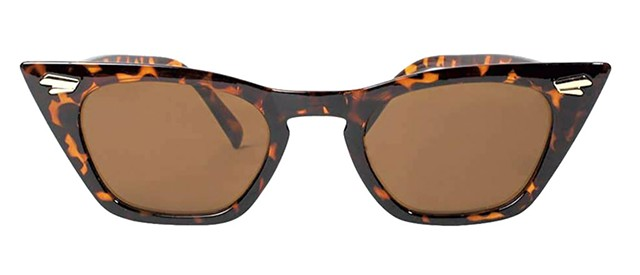 Vintage Cat Eye Sunglasses - COURTESY