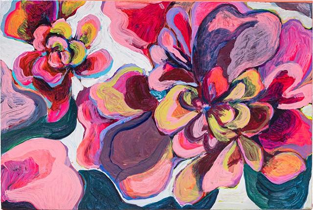 """""""Pajama Corsage"""" by Wylie Garcia - COURTESY OF SOAPBOX ARTS"""