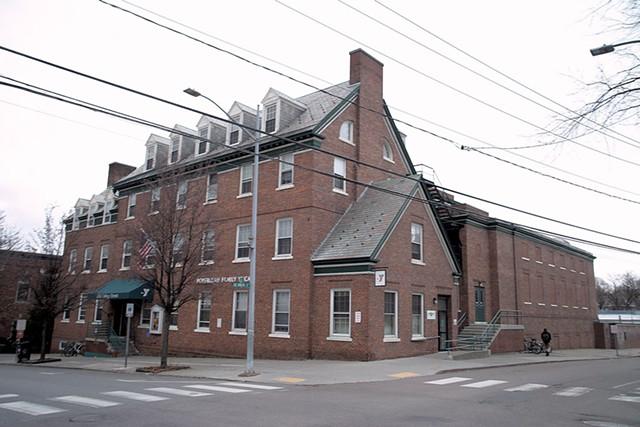 Greater Burlington YMCA - MATTHEW THORSEN