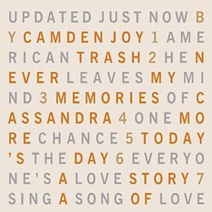Camden Joy, Updated Just Now