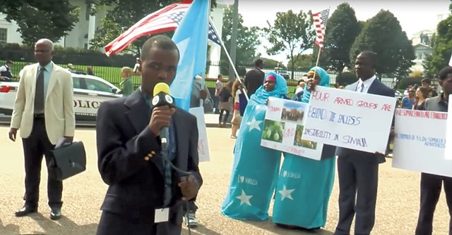 Mohamed Muktar reporting in Washington, D.C.