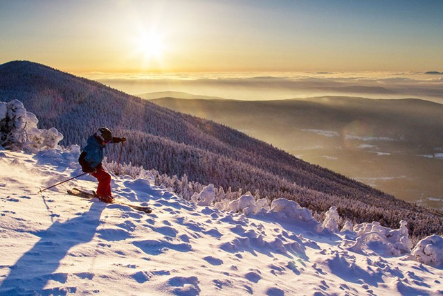 Sugarbush Resort - COURTESY OF SKI VERMONT