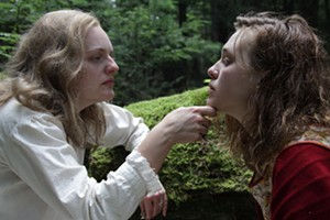 Elisabeth Moss and Odessa Young in Shirley - COURTESY OF NEON