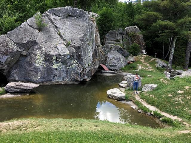 Japanese Garden, Taconic Mountains Ramble - PAMELA POLSTON