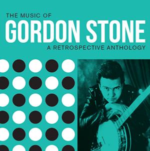 'The Music of Gordon Stone: A Retrospective Anthology' - COURTESY OF ASTROLOGY DAYS RECORDS