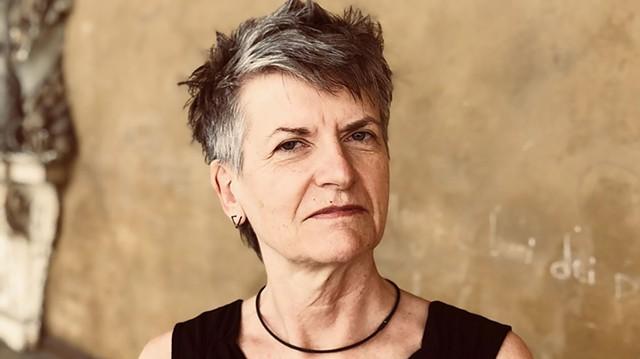 Elyzabeth Joy Holford - COURTESY OF VERMONT STUDIO CENTER