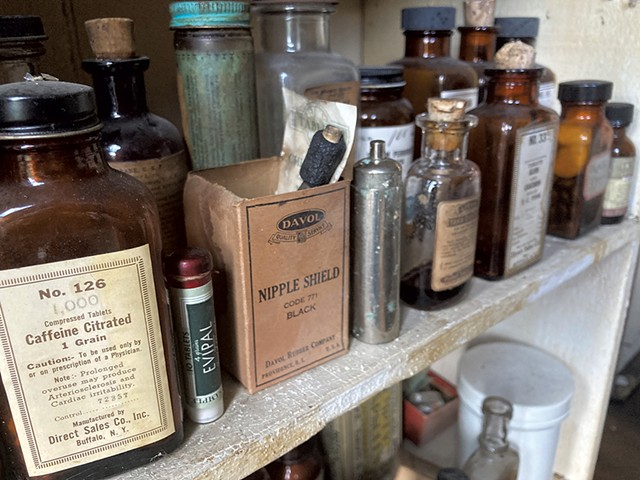 Remedies - MARGARET GRAYSON ©️ SEVEN DAYS