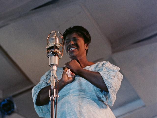 Mahalia Jackson in 'Jazz on a Summer's Day' - COURTESY OF KINO LORBER