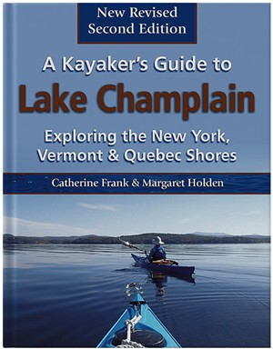 A Kayaker's Guide to Lake Champlain, Second Edition - COURTESY